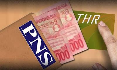 Pembayaran THR dan Gaji ke-13 tidak bisa sekaligus