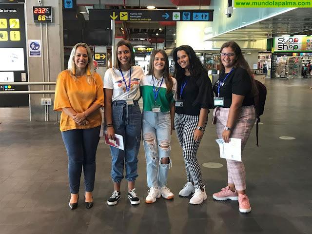 El Cabildo oferta 35 becas para inmersión lingüística de estudiantes de Secundaria en Irlanda y Francia