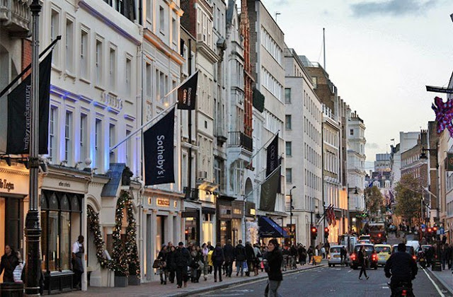 2013 05 07 Bond Street London - Jalanan Di Dunia Yang Paling Oke Buat Kamu Yang Hobi Shopping