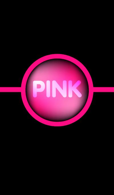 Pink & Black Color Theme