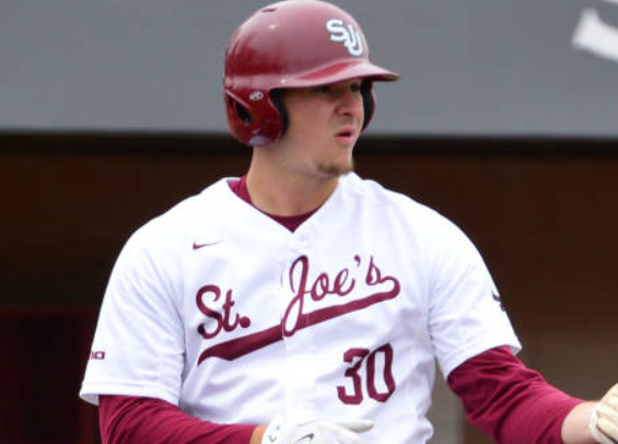 Dominic Cuoci homer lifts Saint Joseph's to win