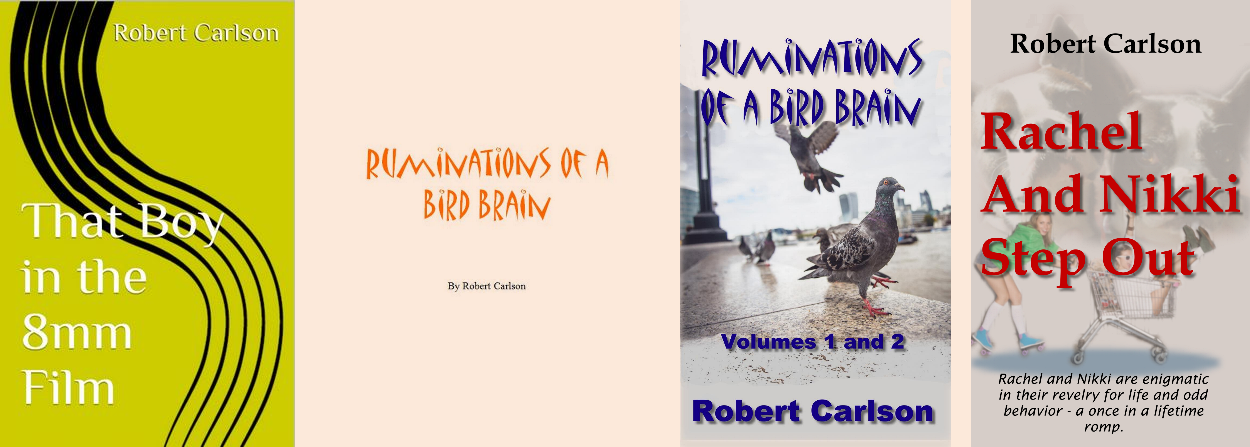 My eBooks available at Amazon