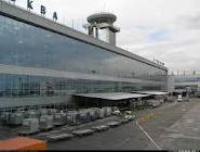 Moscow Domodedovo International Airport  Great Moscow Domodedovo International Airport