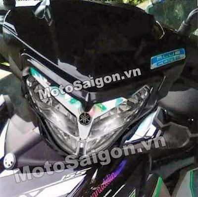 Spyshot Yamaha MX-King 155 2019