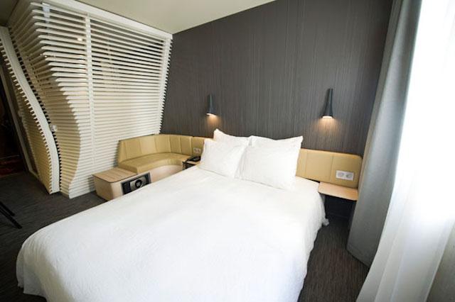 Hotel Okko em Cannes - quarto