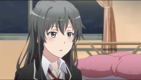 Karakter perempuan yang terbaik - Yukino Yukinoshita (Oregairu)
