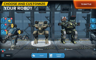 Download Game War Robots Mod (Signed)