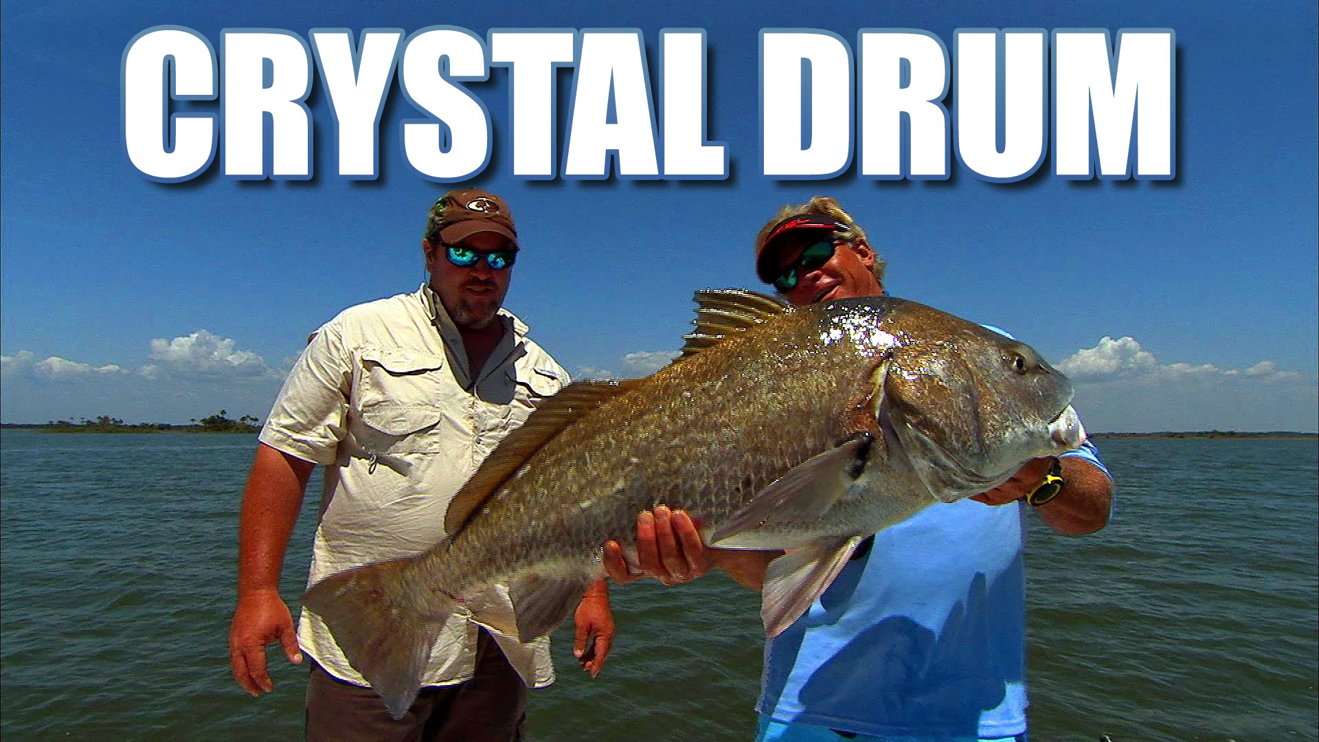 Crystal Drum with Capt Billy Henderson
