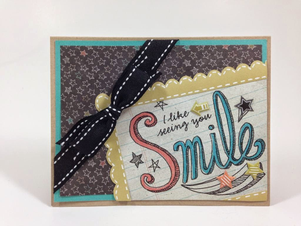 Cricut Art Philosophy Project Life card