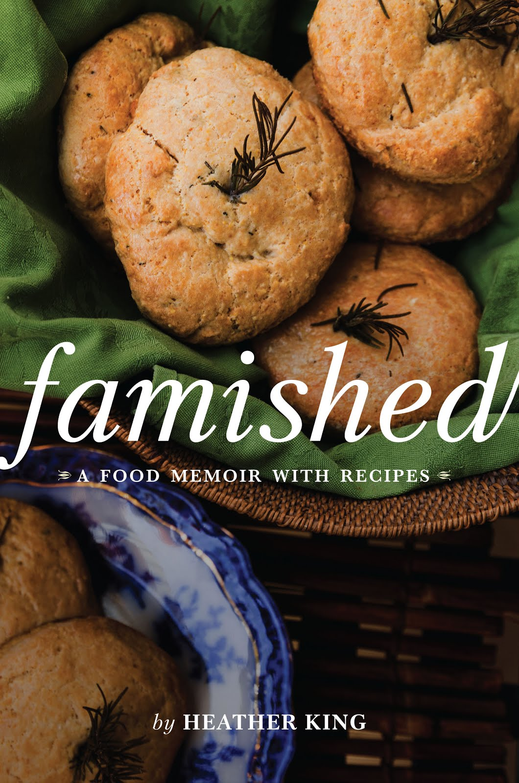 <b>MY NEW BOOK: FAMISHED</b>