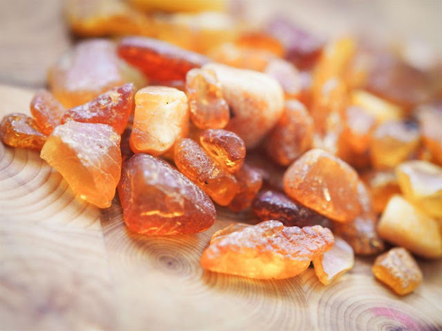 Amber trade in Europe at least 3,500 years old