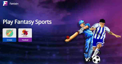 Fantain Fantasy App - Get 60 Rs Sign Up Bonus & 60 Rs Per Referral