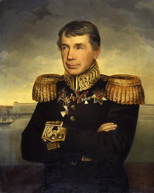 наполеон и революция: Крузенштерн Иван Фёдорович (Adam Johann von  Krusenstern) (1770-1846)