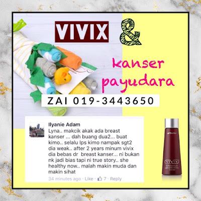 vivix kanser payudara