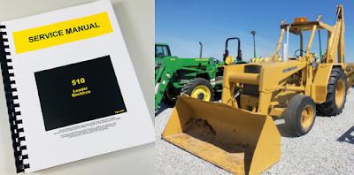 Other Heavy Equipment Parts & Accessories John Deere 290d Excavator Repair Technical Manual Business & Industrial