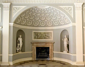 The entrance hall, Osterley Park House