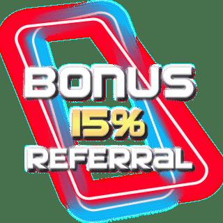 Pokerseksi Seksipoker promo bonus referral 15%