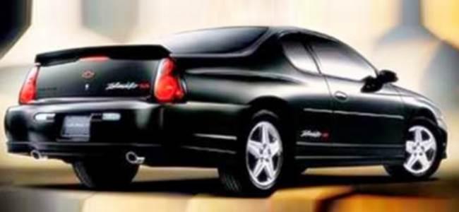 2018 Chevy Monte Carlo Concept Price