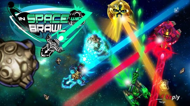 In Space We Brawl para PlayStation 3 (PS3)
