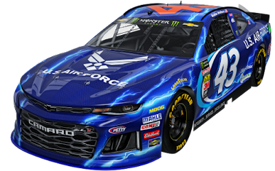 Air Force Announces Continued Partnership with Richard Petty Motorsports For 2018