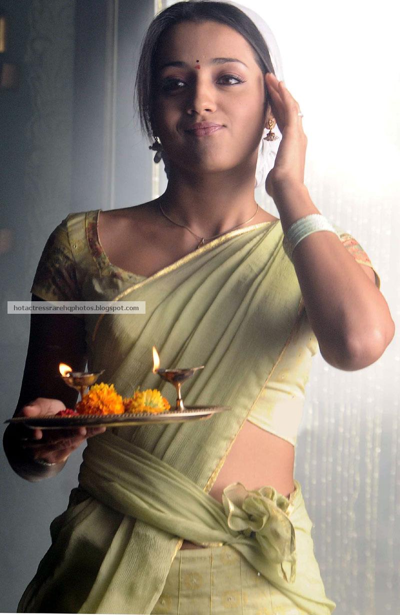 Hot Indian Actress Rare Hq Photos Tamil Actress Trisha -5060