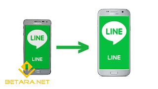 Cara Pindah Akun LINE di HP Smartphone Android Lain