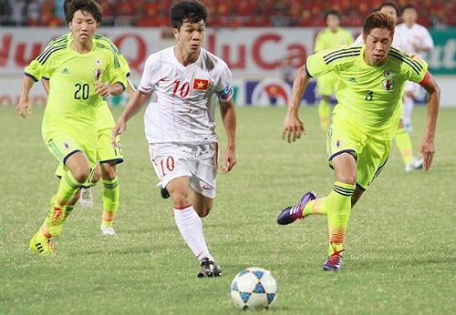 Thua U19 Nhật Bản sự trưởng thành trong thất bại