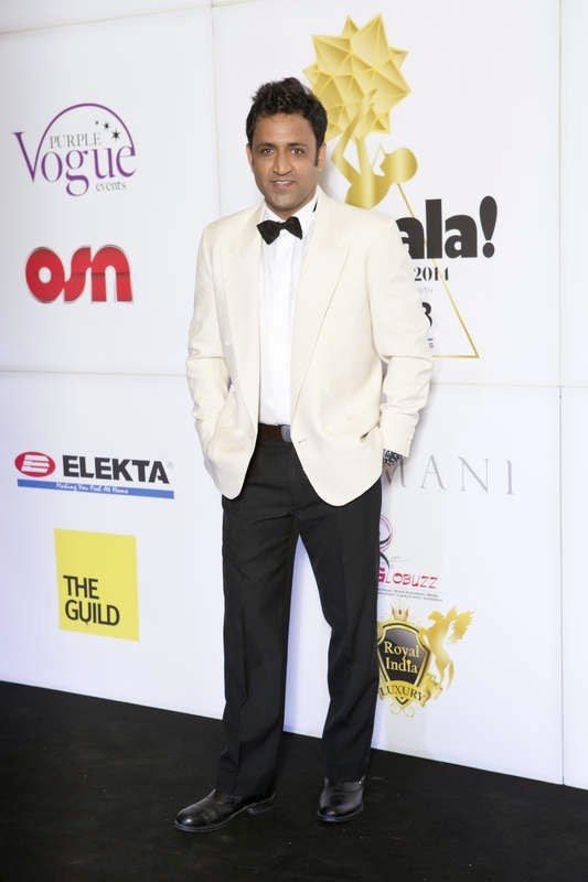 Sunil Saxena, Masala! Awards 2014 Photo Gallery