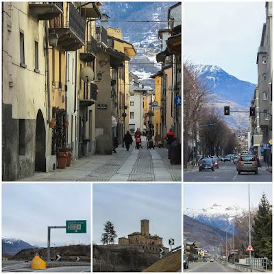 Aosta, Aosta Valey, Italy