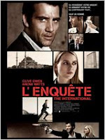 Film L'ENQUÊTE - THE INTERNATIONAL en Streaming VF