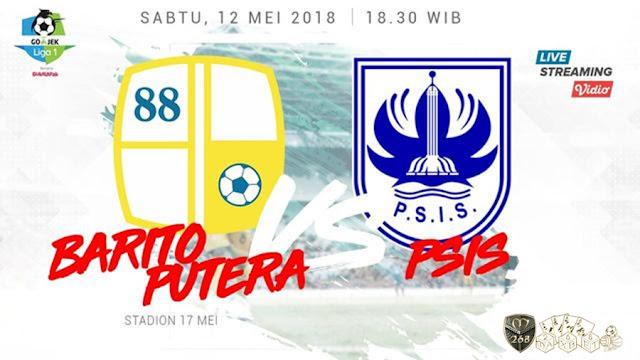 Prediksi Barito Putera Vs PSIS Semarang, Sabtu 12 Mei 2018 Pukul 18.30 WIB