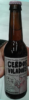 cerdos voladores craft beer