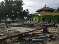 Kuasa Allah, Tsunami Lompati Masjid Patoloan Palu