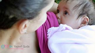 تشققات الحلمة بعد الولادة .. الاسباب والعلاج