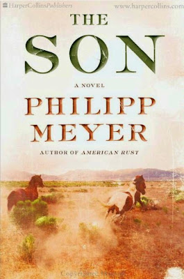 The Son by Philipp Meyer - book cover
