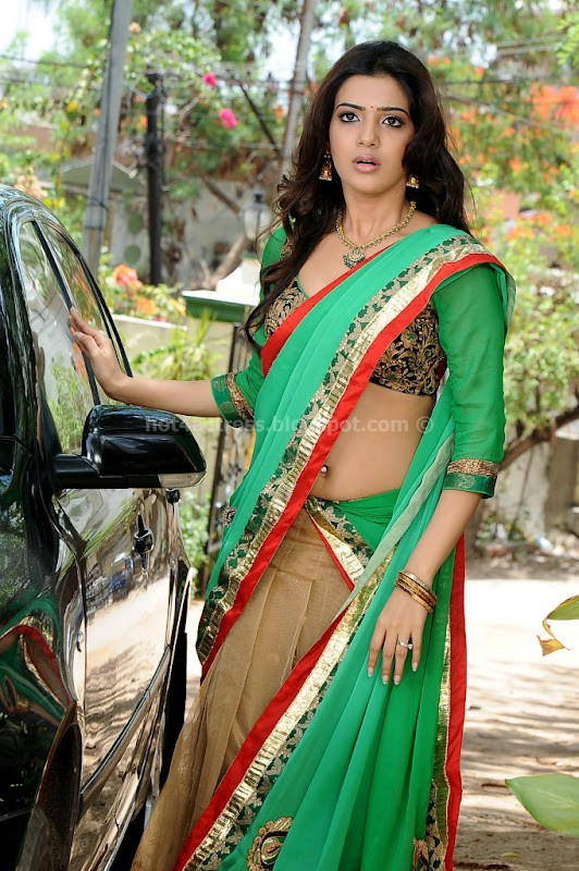 Samantha latest saree pics