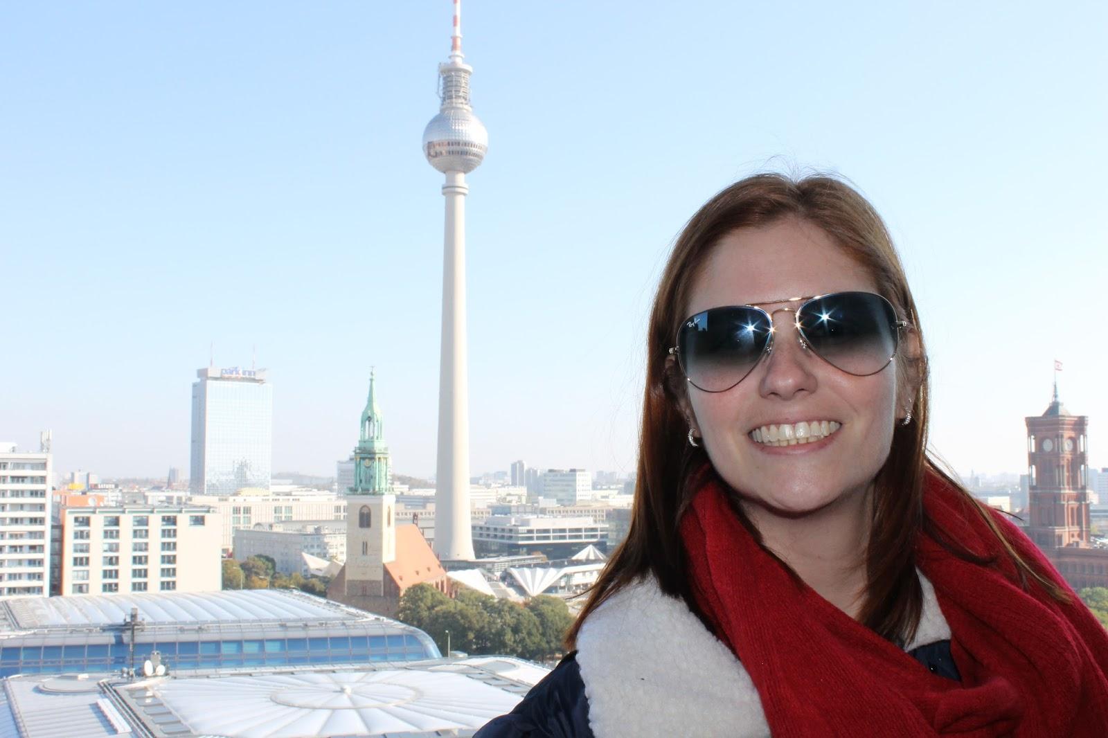 Berliner Fernsehturm - Berlin