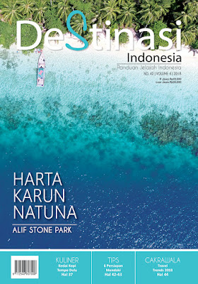 Majalah online destinasi travel indonesia