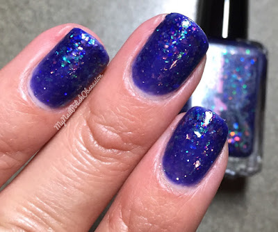 Darling Diva Polish Fan Group Customs; Fricken Swallow