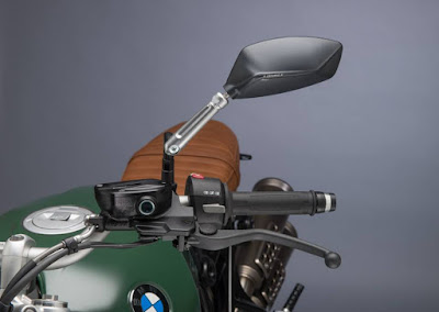 BMW Rnine-T Scrambler Made by LighTech