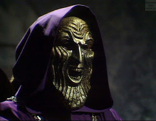 Doctor Who The Masque of Mandragora