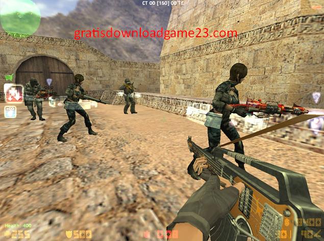 Counter Strike Extreme V 6 - Permainan Menembak