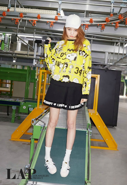Steal Her Look: Sung Kyung's All the Snoopy in the World