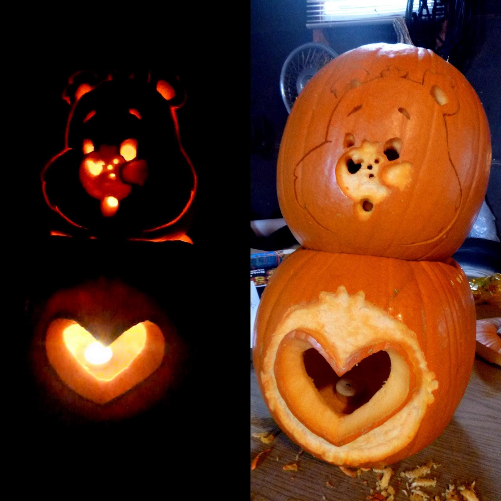 Peppermint Grove Care Bears Pumpkin Jpg 1600x1600 Betty Boop Patters
