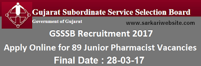 Junior Pharmacist