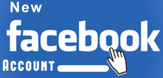 Facebook new account sign up