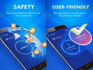 Hi VPN App