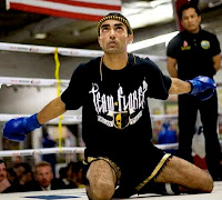 Muay Thai Fighter Raj Patel