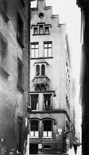Kapliczka Dompniga, lata 30. XX w. Wrocław