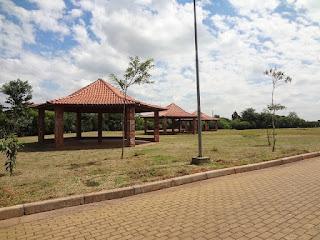 Parque Raposo Tavares - Quiosques